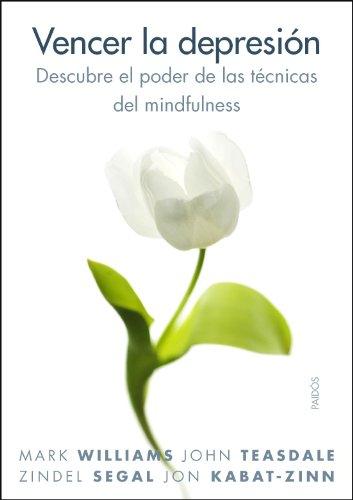Libro vencer la depresión con mindfulness